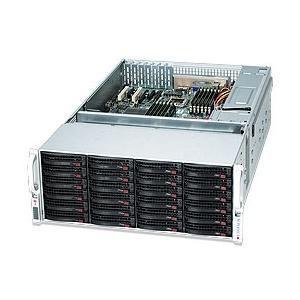 Серверный корпус 4U Supermicro CSE-847E26-R1400LPB 1400 Вт чёрный все цены