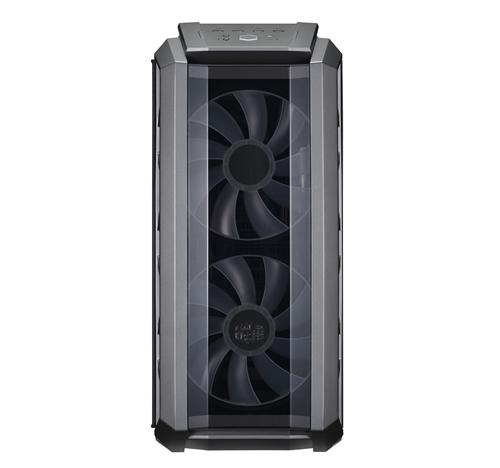 Cooler Master MasterCase H500P, USB3.0x2, USB2.0x2, 2x200RGBFan, 1x140Fan, White Ver, Full Tower, w/ корпус cooler master elite 120 advanced black rc 120a kkn1 w o psu