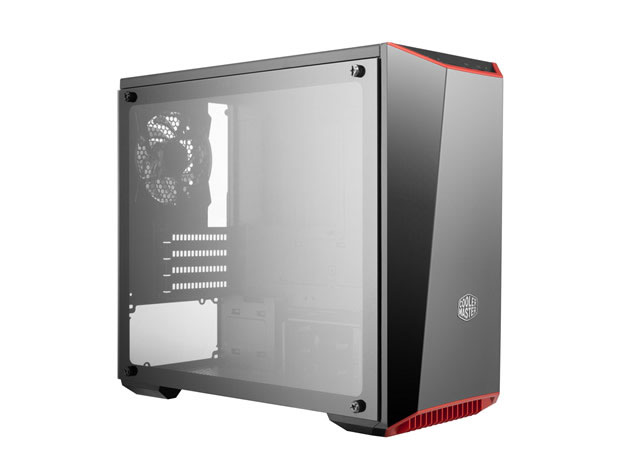 Cooler Master MasterBox 3 Lite 3.1, miniTower, USB 3.0 x 1, USB 2.0 x 1, 1x120Fan, Black, Customizab superconducting aluminum semiconductor thermoelectric cooler 40 40 tem1 12708 12v8a rapidly temperature difference mcu cooler