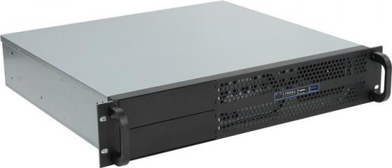 Серверный корпус 2U Procase EM205-B-0 Без БП чёрный procase em238d b 0 корпус 2u rack server case