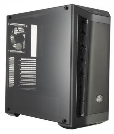 Корпус ATX Cooler Master MasterBox MB511 Без БП чёрный MCB-B511D-KANN-S01 корпус atx cooler master masterbox 5 без бп чёрный mcx b5s1 kwnn 11