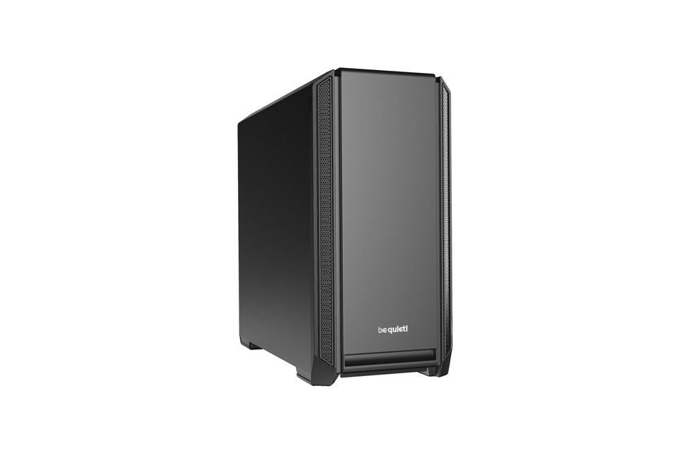 Корпус be quiet! SILENT BASE 601 Black / midi-tower / BG026