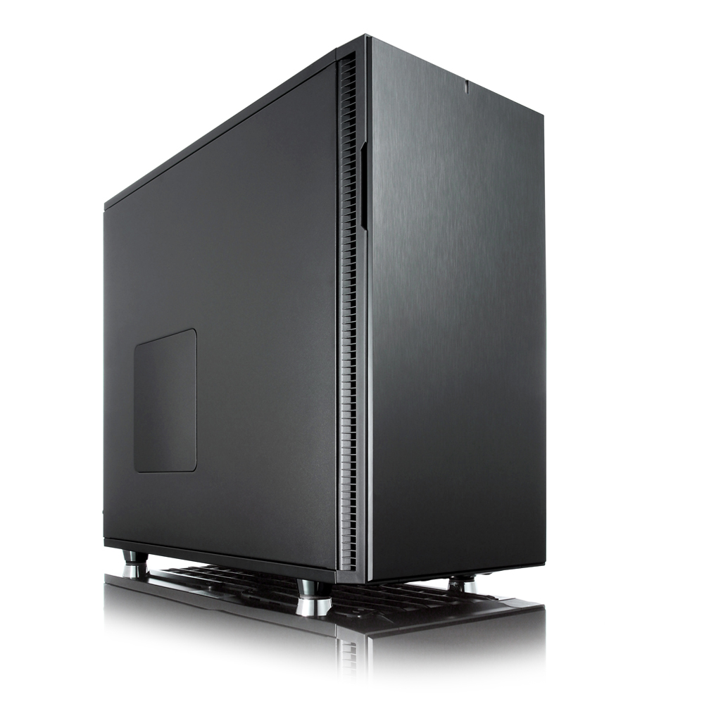 Корпус Fractal Design Define R5 черный без БП ATX 7x120mm 7x140mm 2xUSB2.0 2xUSB3.0 audio front door