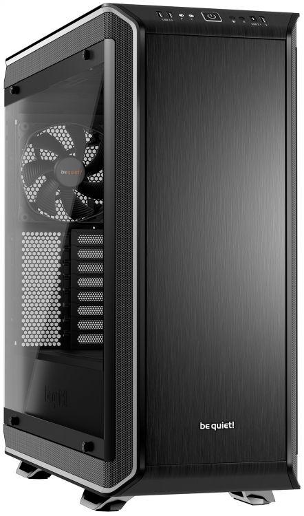 Корпус be quiet! DARK BASE PRO 900 SILVER REV.2 / Full Tower / Side window / BGW16 tower pro sg92r 9g servo motor with 2 5kg torque for diy project