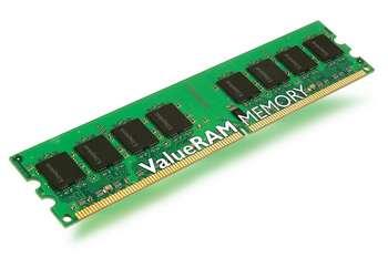 Оперативная память Kingston DDR2 1Gb, PC6400, DIMM, 800MHz (KVR800D2N6/1G) Retail