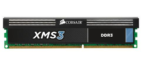 Память DDR3 4Gb (pc-10660) Corsair XMS3 Core i7, i5/Phenom II (CMX4GX3M1A1333C9) msi h77ma g43 original motherboard ddr3 lga 1155 for i3 i5 i7 cpu 32gb usb3 0 sata3 h77 motherboard free shipping