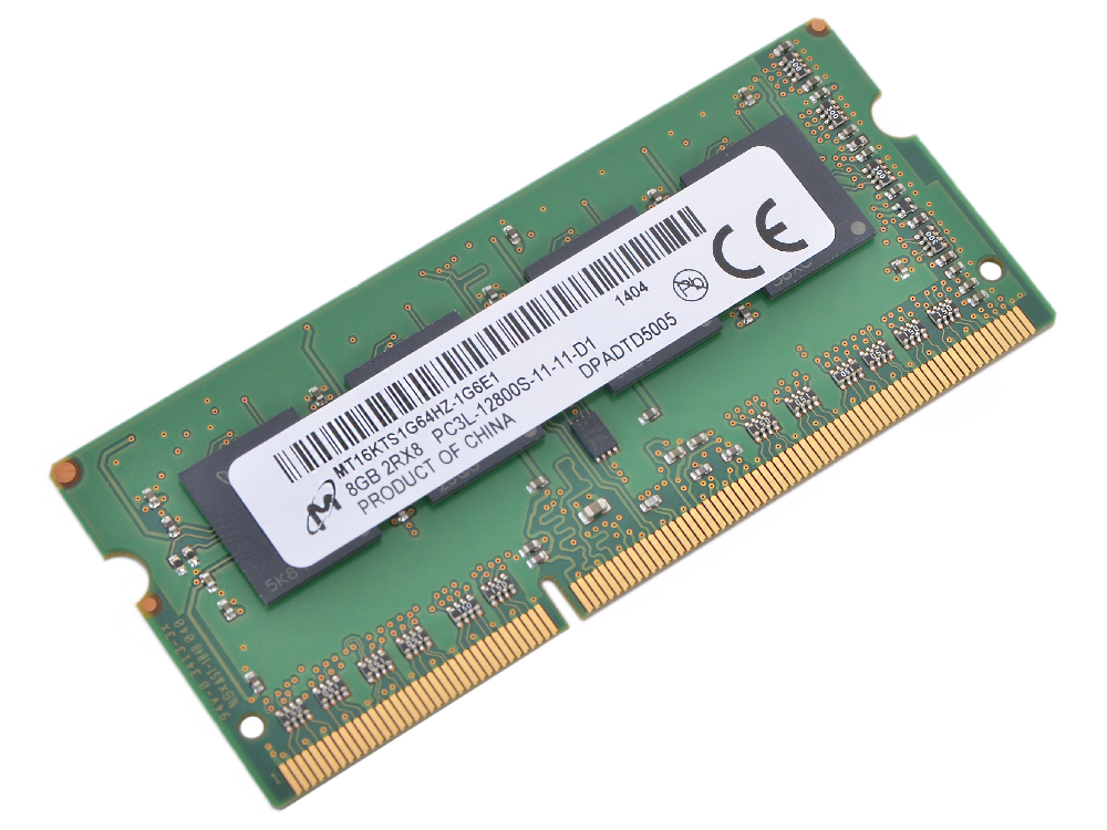 Оперативная память Crucial DDR3 8Gb, PC12800, SO-DIMM, 1600MHzl (CT102464BF160B) CL11, 1.35V/1.5V [Retail] игра софтклаб the elder scrolls iii morrowind game of the year edition