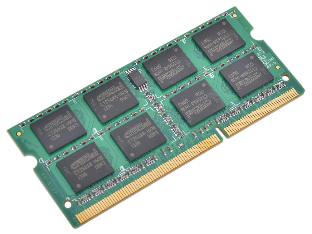Оперативная память DIMM DDR3 4Gb (pc-14900) 1866MHz Crucial, Ballistix Tactical CL9 (BLT4G3D1869DT1T