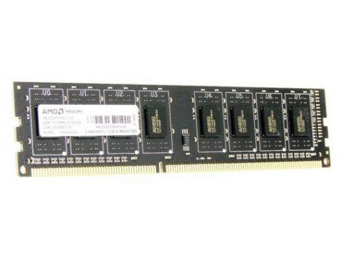 Память DDR3 4Gb (pc-12800) 1600MHz AMD