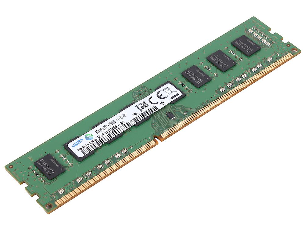 Оперативная память Samsung DDR3 8Gb, PC12800, DIMM, 1600MHz Original