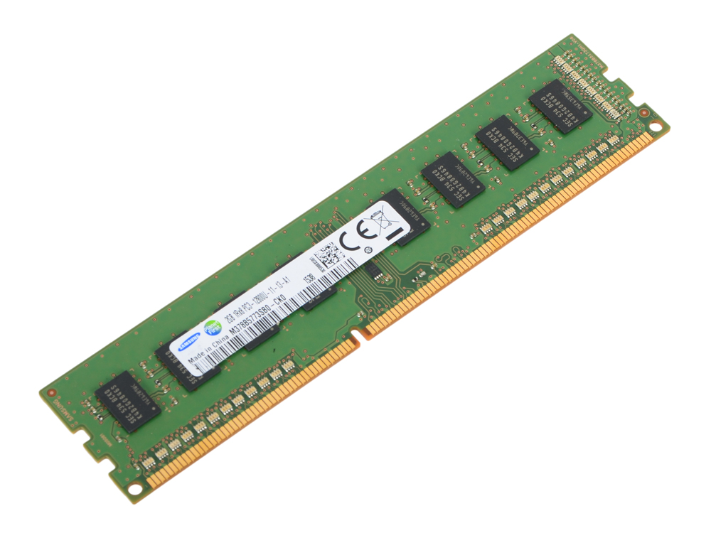 Память DDR3 2GB (pc-12800) 1600MHz Samsung Original M378B5773SB0-CK0
