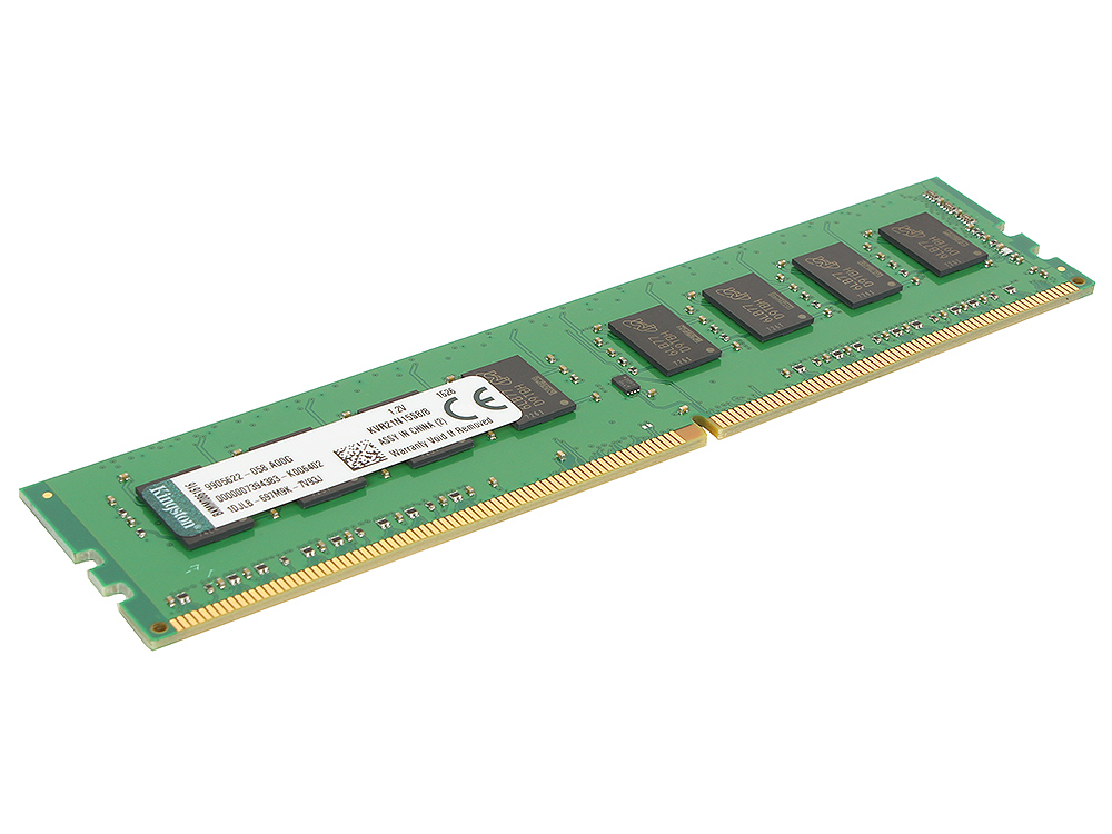 Память DDR4 8Gb (pc-17000) 2133MHz Kingston S8 (KVR21N15S8/8)
