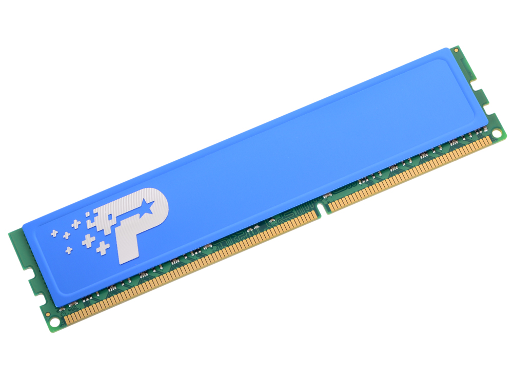Память DDR3 8Gb (pc-12800) 1600MHz Patriot with HS PSD38G16002H