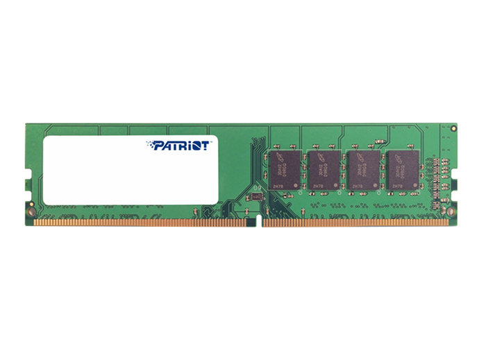 Память DDR4 4Gb (pc-19200) 2400MHz Patriot PSD44G240081