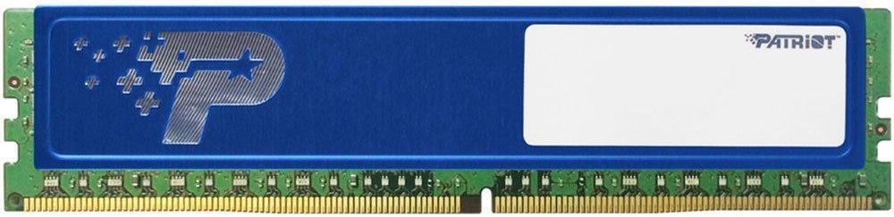 Память DDR4 8Gb (pc-19200) 2400MHz Patriot with HS PSD48G240081H