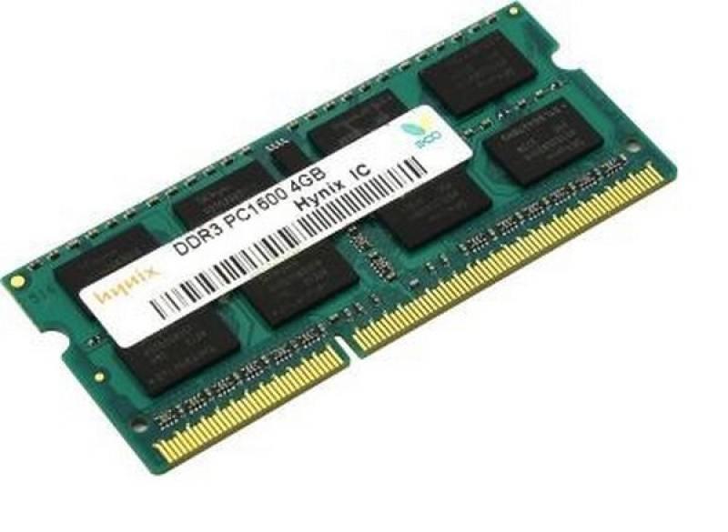 Оперативная память для ноутбуков SO-DDR3 4Gb PC12800 1600MHz Hynix. Производитель: Hynix, артикул: 0434228