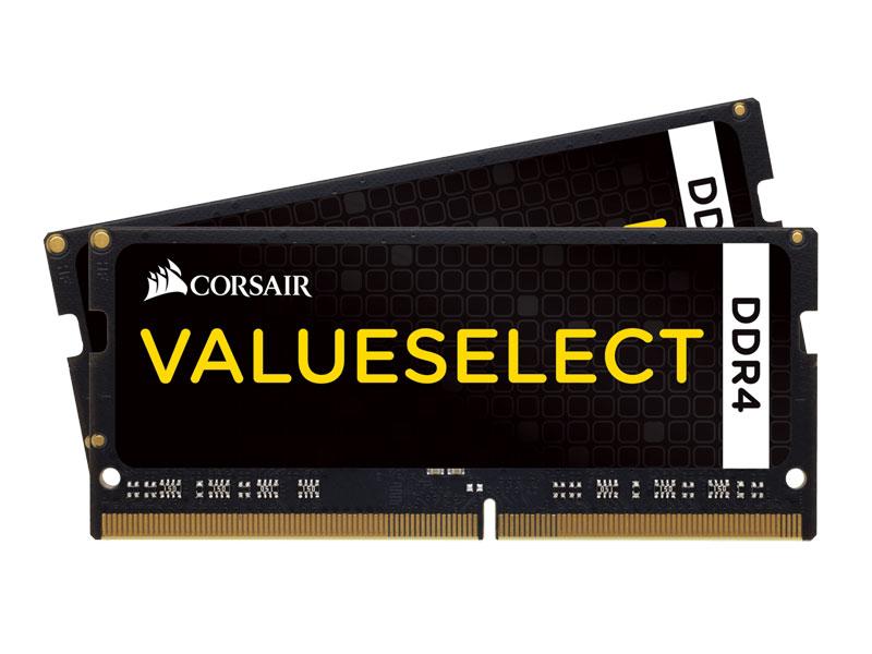 Оперативная память для ноутбуков Corsair CMSO4GX4M1A2133C15 SO-DIMM 4GB DDR4 2133MHz SO-DIMM 260-pin/PC-17000/CL15 модуль памяти so dimm ddr4 4gb pc17000 2133mhz patriot psd44g213381s