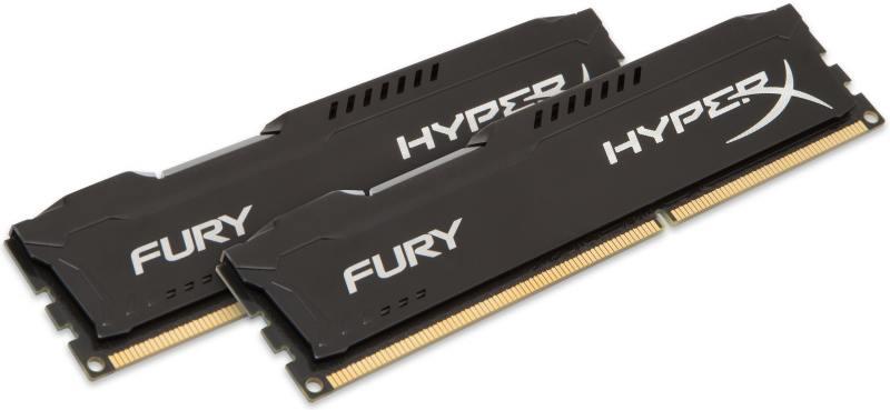 Оперативная память 16Gb (2x8Gb) PC4-17000 2133MHz DDR4 DIMM CL14 Kingston HX421C14FBK2/16. Производитель: Kingston, артикул: 0434756