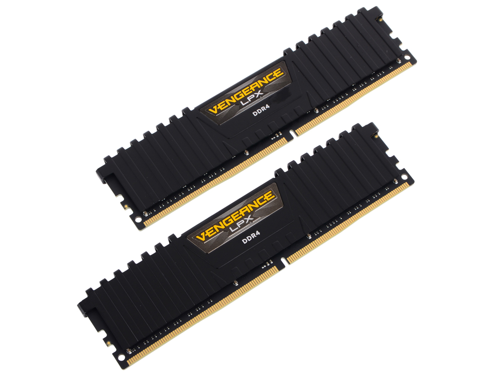 Оперативная память 16Gb (2x8Gb) PC4-24000 3000MHz DDR4 DIMM Corsair CMK16GX4M2B3000C15