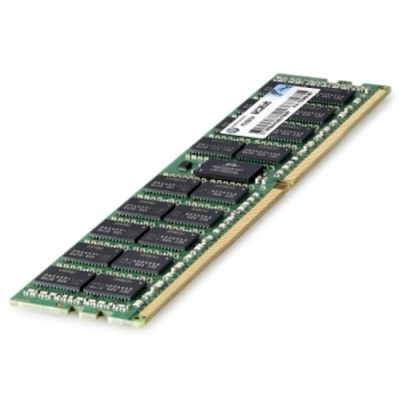 Оперативная память 16Gb PC4-2400T- R 2400MHz DDR4 DIMM ECC Reg HP 805349-B21 hpe 16gb 1x16gb 2rx8 pc4 2400t e 17 unbuffered standard memory kit for dl20 ml30 gen9 862976 b21