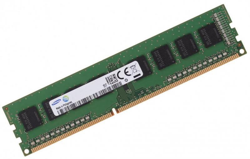 Оперативная память 8Gb PC4-17000 2133MHz DDR4 DIMM Samsung Original M378A1G43EB1-CPBD0