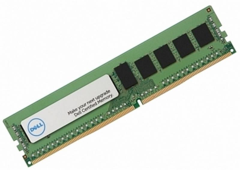 Оперативная память 16Gb PC-19200 2400MHz  RDIMM Dell 370-ACNXt двухбанковый низковольтный модуль dell rdimm 16 гбайт 1 600 мгц комплект 370 23370 370 23370