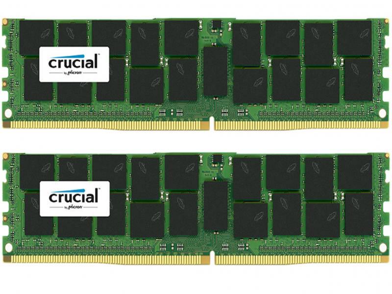 Оперативная память 32Gb PC4-17000 2133MHz DDR4 DIMM HP 726722-B21
