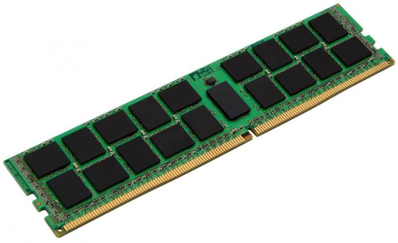 Оперативная память 16Gb PC4-19200 2400MHz DDR4 DIMM ECC Kingston KTL-TS424/16G цена и фото