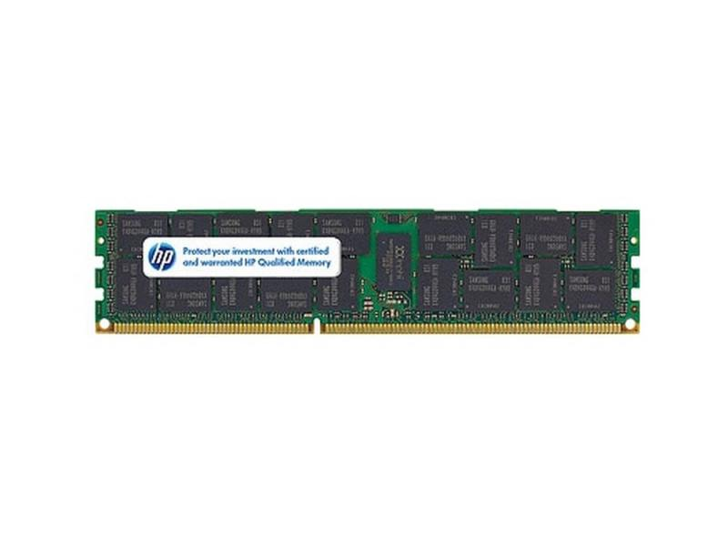 Оперативная память 8192Mb 2Rx4 PC3L-12800R-11 Kit 1600MHz DIMM DDR3L HP 713983-B21