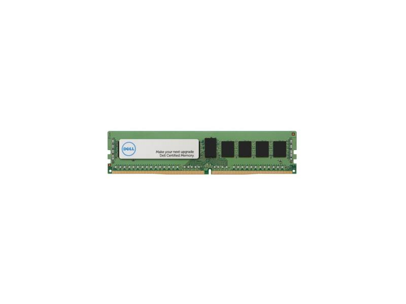 Оперативная память 8Gb PC4-17000 2133MHz DDR4 DIMM Dell 370-ABUN память ddr4 dell 370 acfv 8gb dimm ecc u pc4 17000 2133mhz