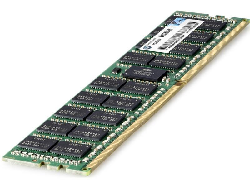 Оперативная память 16Gb PC4-17000 2133MHz DDR4 DIMM HP 726720-B21 модуль памяти hp 16gb 2rx4 pc3 12800r 11 kit 672631 b21