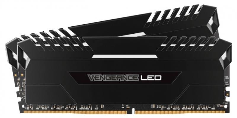 Оперативная память 16Gb (2x8Gb) PC4-21300 2666MHz DDR4 DIMM Corsair CMU16GX4M2A2666C16 оперативная память 16gb pc4 21300 2666mhz ddr4 dimm corsair cmk16gx4m1a2666c16
