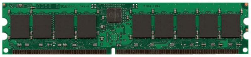 Оперативная память HPE 8GB (1x8GB) 1Rx8 DDR4-2133 CAS-15-15-15 Unbuffered Standard Memory Kit, 819880-B21