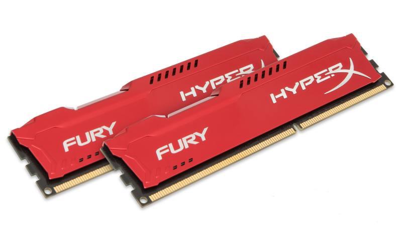 Оперативная память Kingston HX313C9FRK2/16 16Gb (2x8Gb) DDR3 1333MHz DIMM 240-pin/PC-10600/CL9