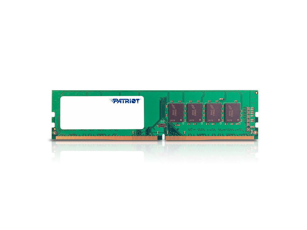 Память DDR4 4Gb (pc-17000) 2133MHz Patriot DRx16bit PSD44G213382