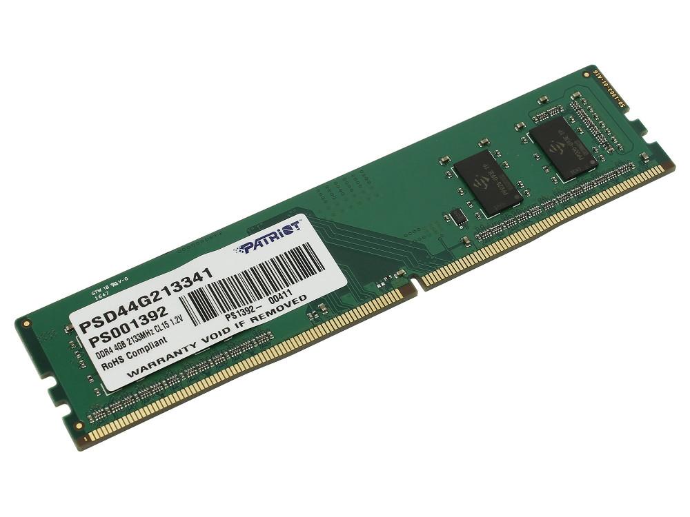 PSD44G213341. Производитель: Patriot Memory, артикул: 0474938