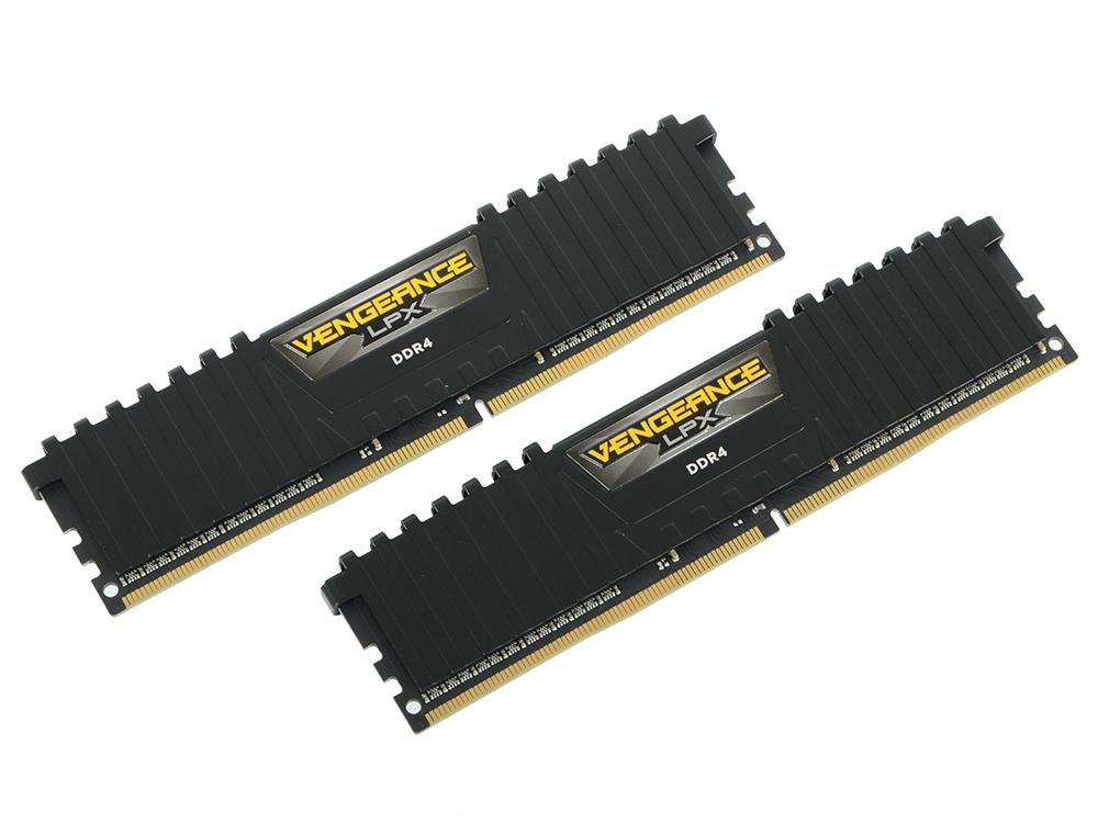 Оперативная память Corsair CMK16GX4M2Z2666C16 16Gb (2x8Gb) 2666MHz