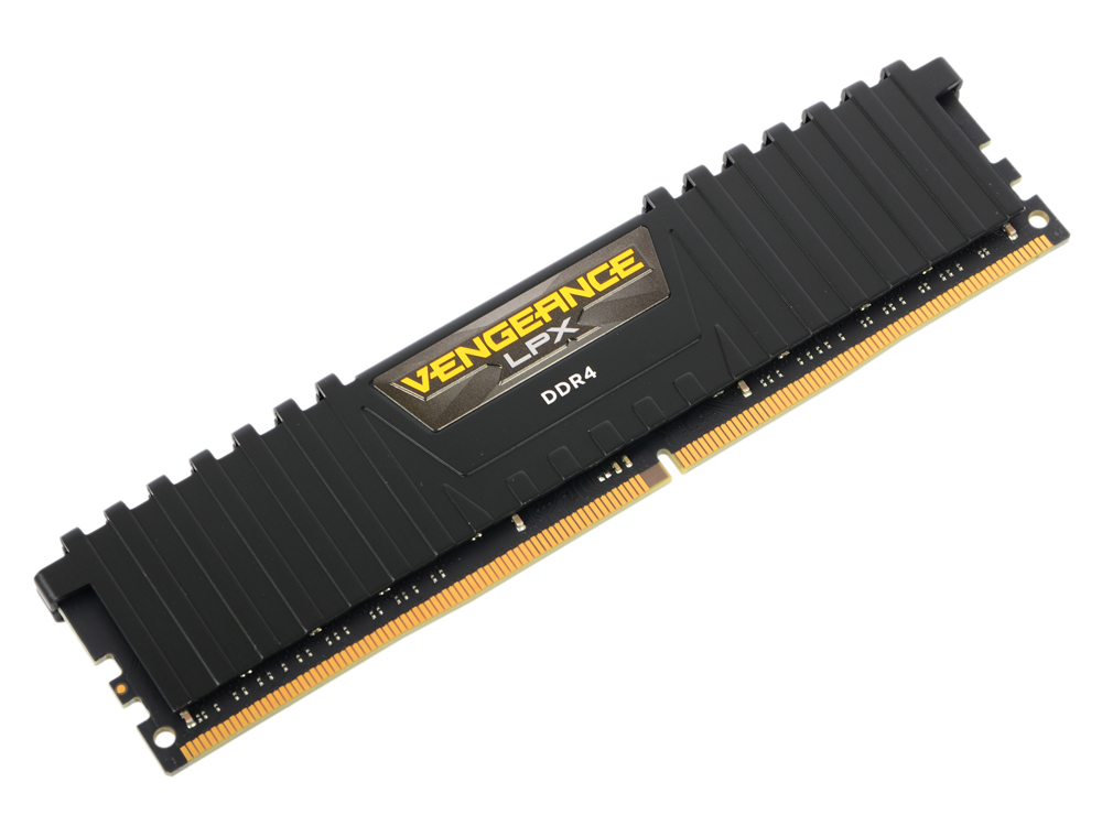 Оперативная память Corsair CMK16GX4M1A2400C16 DIMM 16Gb DDR4 2400MHz DIMM 288-pin/PC-19200/CL16