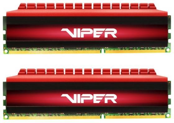 Оперативная память Patriot Viper 4 PV416G373C7K DIMM 16GB (2x8GB) DDR4 3733MHz DIMM 288-pin x 2/PC-29800/CL17 топор patriot pa 356 t7 x treme [777001300]