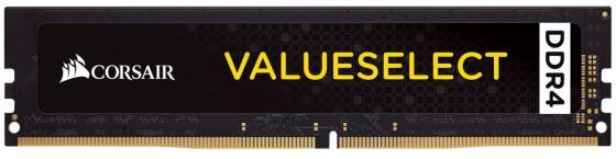 Оперативная память Corsair CMV16GX4M1A2666C18 DIMM 16GB DDR4 2666MHz DIMM 288-pin/PC-21300/CL18 оперативная память corsair vengeance lpx 2x8gb ddr4 dimm 3600мгц cl18 cmk16gx4m2b3600c18r