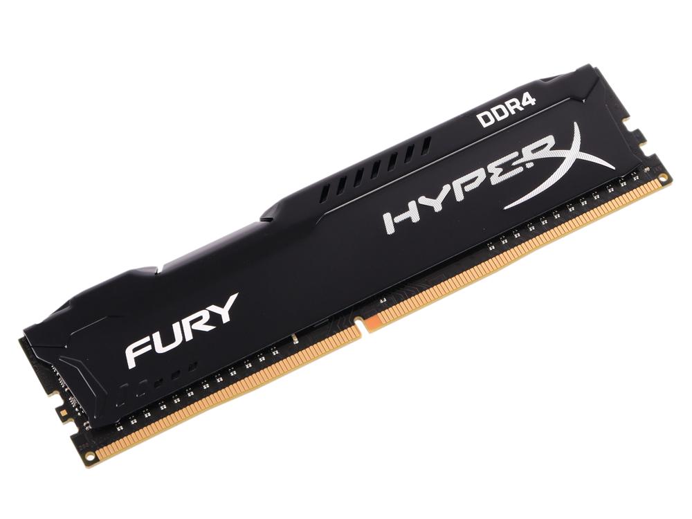 Оперативная память Kingston HX426C16FB2/8 DIMM 8GB DDR4 2666MHz kingston hx318c10fr 8