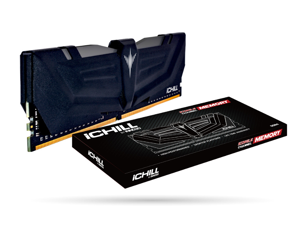 Память DDR4 8GB (pc-19200) 2400MHz Inno3D iCHILL RCX-08G2400 CL16-16-16-36 1.2V