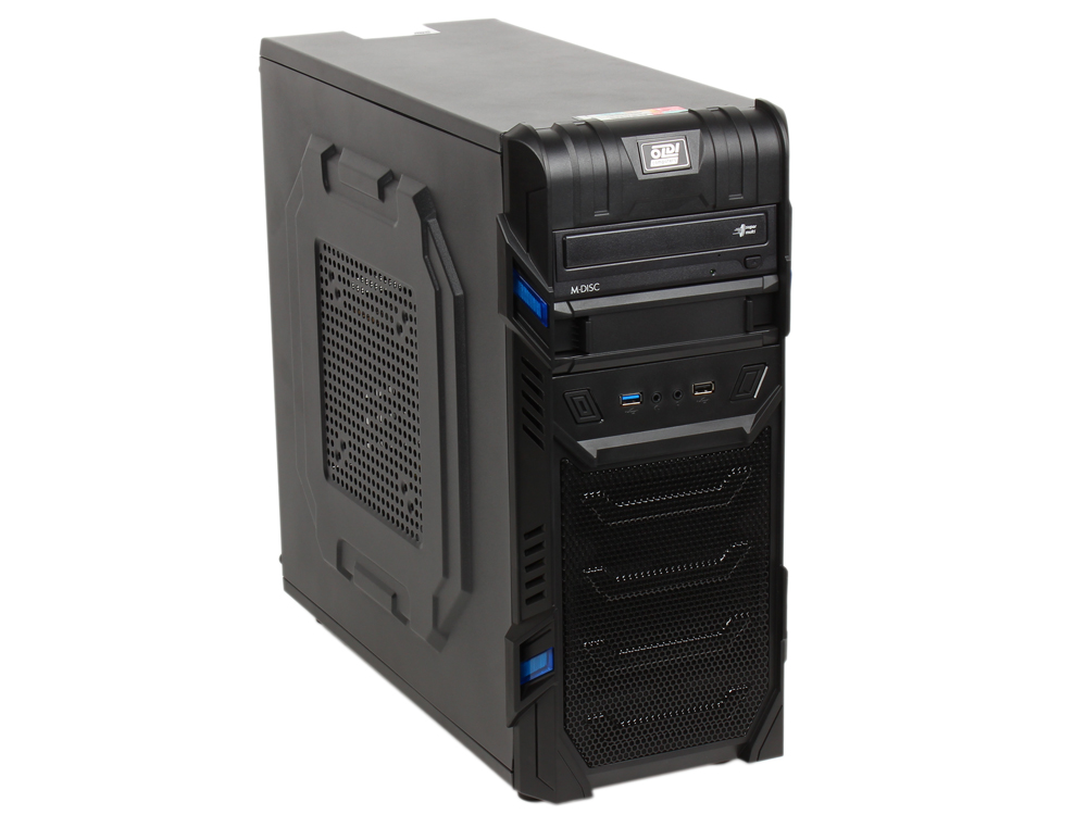 Компьютер Game PC 760SE (0299990 )Core i7-4790/8Gb/500Gb/4Gb GTX980/DVD±RW/Win8.1 SL 64-bit