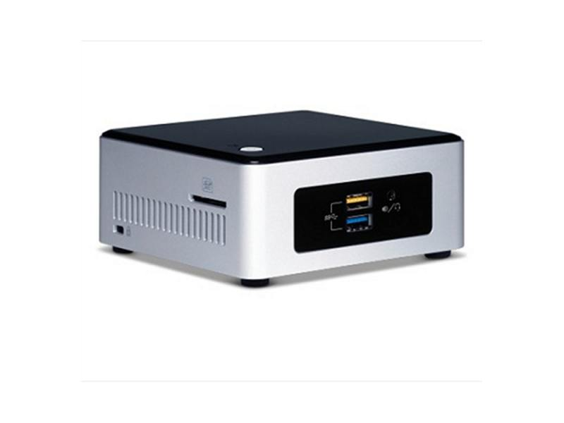 Неттоп-платформа Intel BOXNUC5CPYH N3050 1.6GHz 1xDDR3 SATA Intel HD Bluetooth Wi-Fi GbLAN 4xUSB 3.0