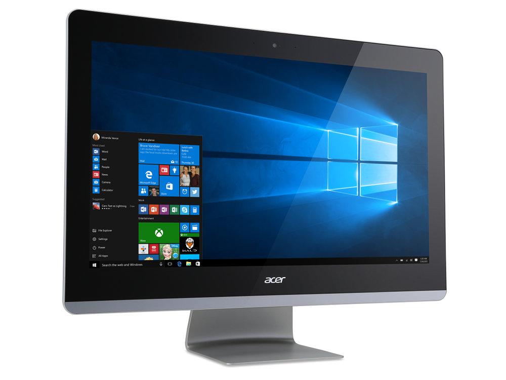 Моноблок Acer Aspire Z3-705 (DQ.B3QER.003) i3-5005U (2.0)/4GB/1TB/21.5