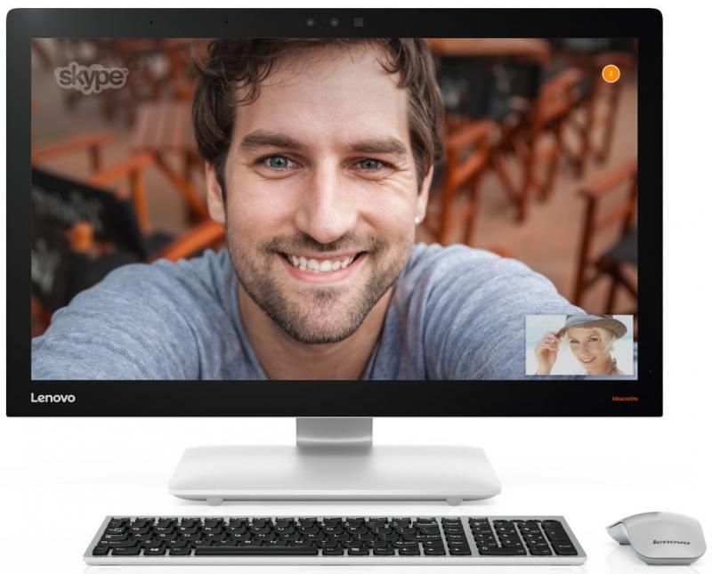 Моноблок Lenovo Idea Center AIO 910-27ISH (F0C2001SRK) i5-6400T/8Gb/1Tb/27