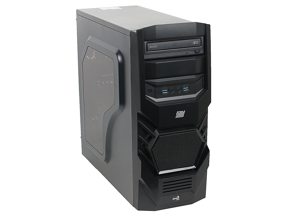 Компьютер Game PC 746 )AMD FX-8370-E/16Gb/240Gb SSD/2Tb/8Gb RX480/DVD±RW/Win10H SL 64-bit