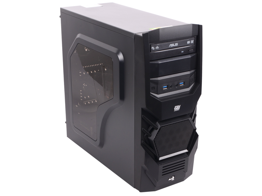 Компьютер Game PC 726 )AMD FX-8300/16Gb/1Tb/4Gb RX 470/DVD±RW/Win10H SL 64-bit
