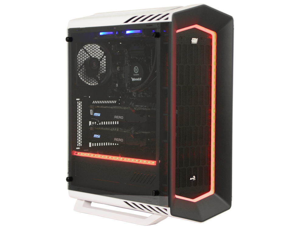 Компьютер Game PC 760 )Intel® Core™ i7-6700/32Gb/500Gb SSD/3Tb HDD/8Gb GTX 1070 x 2 (SLI) /Win10H SL 64-bit