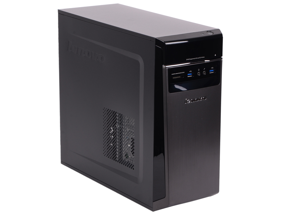 Системный блок Lenovo IdeaCentre 300-20ISH MT i3-6100 3.7GHz 4Gb 500Gb DVD-RW Win10Pro клавиатура мы
